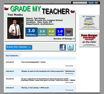 grade my teacher how i met your mother