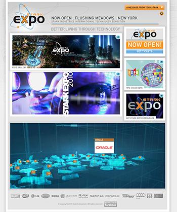 stark expo website
