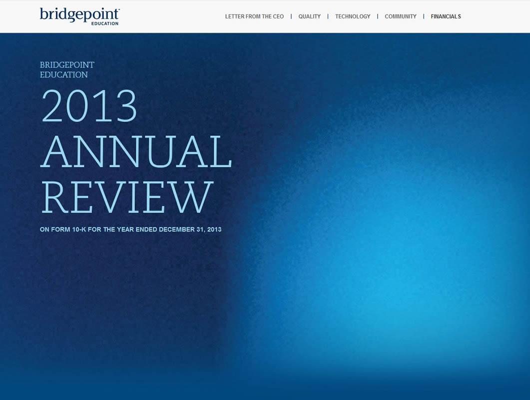 bridgepoint-education-2013-annual-report-